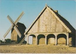 Bt - CPM Pologne - Polska - WDZYDZE KISZEWSKIE - Kaszubski Park Etnograficzny (moulin) - Polonia