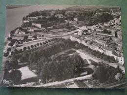 Le Jardin Public Et La Citadelle - Blaye