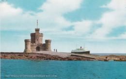 DOUGLAS - THE TOWER OF REFUGE - Isle Of Man