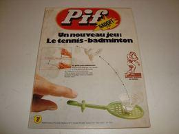 Pif Gadget N°254 - Pif Gadget