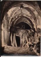 2 Photographies Anciennes Grand Format SAINT JOUIN DE MARNES (79) Eglise Abbatiale Et Le Cloître Du14e S. Jules ROBUCHON - Photographs