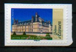 France 2015 - Renaissance, Château D'Ecouen / Ecouen Castle - MNH - Schlösser U. Burgen