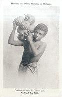 ARCHIPEL DES ILES FIDJI / FRUITS ARBRE A PAIN    ///  REF MAI 19 .  N° 8651 - Fiji