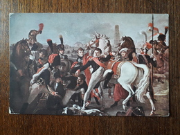 L6/202 Musée De Versailles. Napoleon Bléssé Devant Ratisbonne. G. Gautherot - Museum
