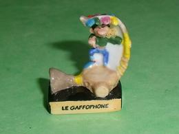 Fèves / BD / Dessins Animés / Film : Gaston Lagaffe , 2007 , Le Gaffophone , Les Inventions De Gaston   T74 - BD