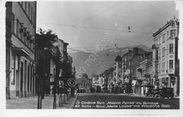 Cartolina Sofia Boulevard Marie Louise 1942 Bulgaria - Cartoline