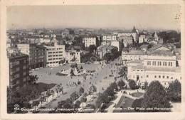 Cartolina Sofia Der Platz Des Parlamentes 1942 Bulgaria - Cartoline