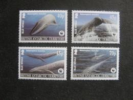 Territoire Antarctique Britannique: TB Série N° 382 Au N° 385, Neufs XX. - Neufs