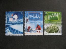 Territoire Antarctique Britannique: TB Série N° 386 Au N° 391, Neufs XX. - Neufs