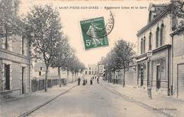 SAINT PIERRE SUR DIVES - Boulevard Colas Et La Gare - Other Municipalities