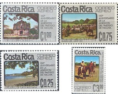 Ref. 30214 * MNH * - COSTA RICA. 1975. 150 ANIVERSARIO DE LA ANEXION DEL DISTRITO DE NICOYA - Costa Rica