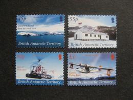 Territoire Antarctique Britannique: TB Série N° 399 Au N° 402, Neufs XX. - Neufs