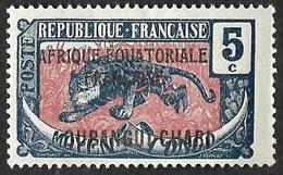 OUBANGUI-CHARI  1924-25  - YT   46 - NEUF* - Ungebraucht