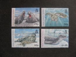 Territoire Antarctique Britannique: TB Série N° 443 Au N° 446, Neufs XX. - Neufs