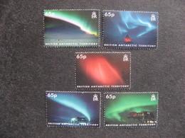 Territoire Antarctique Britannique: TB Série N° 455 Au N° 459, Neufs XX. - Neufs