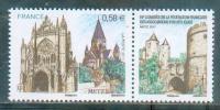 France 2011 - Cathédrale De Metz / Cathedral Of Metz - MNH - Kirchen U. Kathedralen
