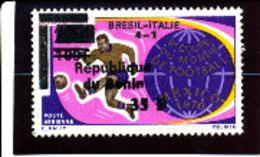 Bénin 1997  ( 35F/100F/200F - Coupe Foot.Mexico 1970)  ** Luxe  TRES RARE - Benin – Dahomey (1960-...)