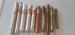 UN LOT DE DIX ( 10 ) CIGARES - LA PAZ- DON FULIAN -CHATEAU SUISSE-ALVACO-ELERTOS-BAUZA-CAPOTE - Around Cigars