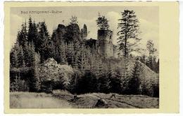 BAD KÖNIGSWART - Sudetengau - 1943 - Ruine - Sudeten
