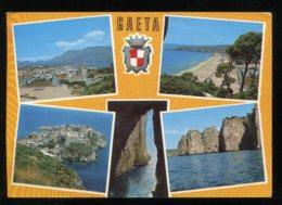 CPM Italie GAETA Multi Vues - Latina