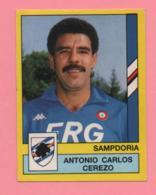Figurina Panini 1988-89 - Sampdoria, Antonio Carlos Cerezo - Trading Cards