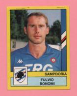 Figurina Panini 1988-89 - Sampdoria, Fulvio Bonomi - Trading Cards