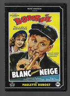Blanc Comme Neige Dvd  Bourvil Paulette Dubost - Komedie