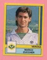 Figurina Panini 1988-89 - Verona, Marco Zuccher - Trading Cards