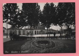 Bra - Giardini E Stazione - Cuneo