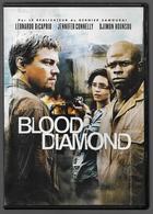 Blood Diamond Dvd   Leonardo DiCaprio - Drama