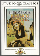 Bronco Apache Dvd  Burt Lancaster - Western/ Cowboy