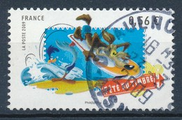 France - Fête Du Timbre 2009 - Looney Tunes YT 4338 Obl Cachet Rond - Oblitérés