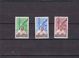 Filipinas Nº 603 Al 604 Y A66 - Filipinas