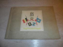"""Album """" LACSIA """" Wespelaar  - Reis Van Koning Boudewijn In Kongo ( Congo ) 1955 - 126 Chromos ( Photos ) Kompleet - Albums & Katalogus"""