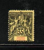 GRANDE COMORE   NEUF  N°17   ( N )     Cote:  25,00 € - Nuevos