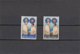 Filipinas Nº 508 Al 509 - Filipinas
