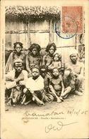 MADAGASCAR - Carte Postale - Famille Betsimisaraka - L 29207 - Madagascar