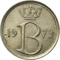 Monnaie, Belgique, 25 Centimes, 1973, Bruxelles, TTB, Copper-nickel, KM:154.1 - 1951-1993: Baudouin I