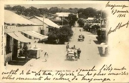 MADAGASCAR - Carte Postale - Majunga - Avenue Du Rova - L 29209 - Madagascar