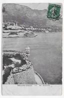 """Cachet Convoyeur """"Montivilliers Au Havre 1908"""" Semeuse Frappe Superbe LUXE Pour Le Havre - Poststempel (Briefe)"""
