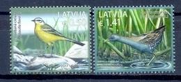 LETLAND      (OEU 812) - Oiseaux