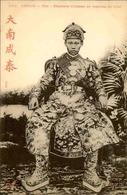 INDOCHINE - Carte Postale - Hué - Empereur D'Annam En Costume - L 29225 - Viêt-Nam