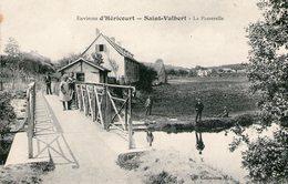 (Hte Saone)  CPA  Saint Valbert  La Passerelle  ( Bon Etat) - Autres Communes
