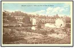 (42) REGNY  - VILLA DES IRIS ET LES CITES DE BASSY - Bb-407 - Non Classés