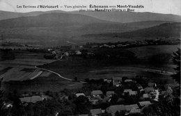 (Hte Saone)  CPA  Echenans Sous Mont Vaudois  Et Mandrevillars Et Buc  ( Bon Etat) - Autres Communes