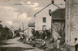 (Hte Saone)  CPA  Bussurel  La Grande Rue  ( Bon Etat) - Autres Communes