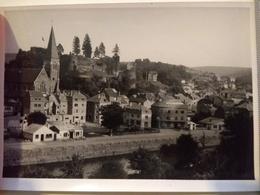 Photo Originale , La Roche - Reconstruction 1951 - La-Roche-en-Ardenne