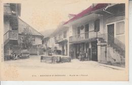 MENTHON SAINT BERNARD - Place De L'église   PRIX FIXE - France