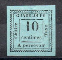 GUADELOUPE - YT N° 7 Signé - Neuf Sg  - Cote 100,00 € - Guadeloupe (1884-1947)