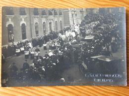 CPA Lisieux Procession E Tribouillard Photo 1922 - Lisieux